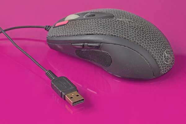 Пример, компьютерная мышь